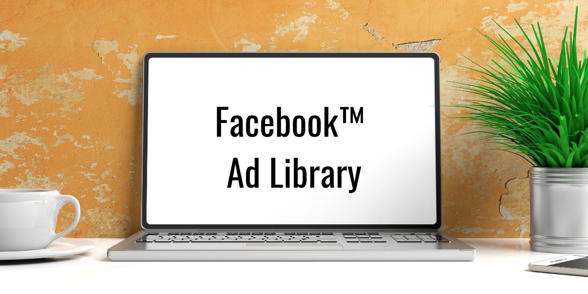 Facebook Ad Library - a new website for greater ...